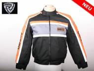 NITRO MOTORS KINDERJACKE RACING TEAM  ORANGE
