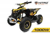 NITRO Motors Avenger Eco mini Quad 1000W | 36V | 6 Zoll