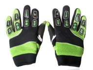 Nitro Cross Kinder Handschuhe aus Nylon Green