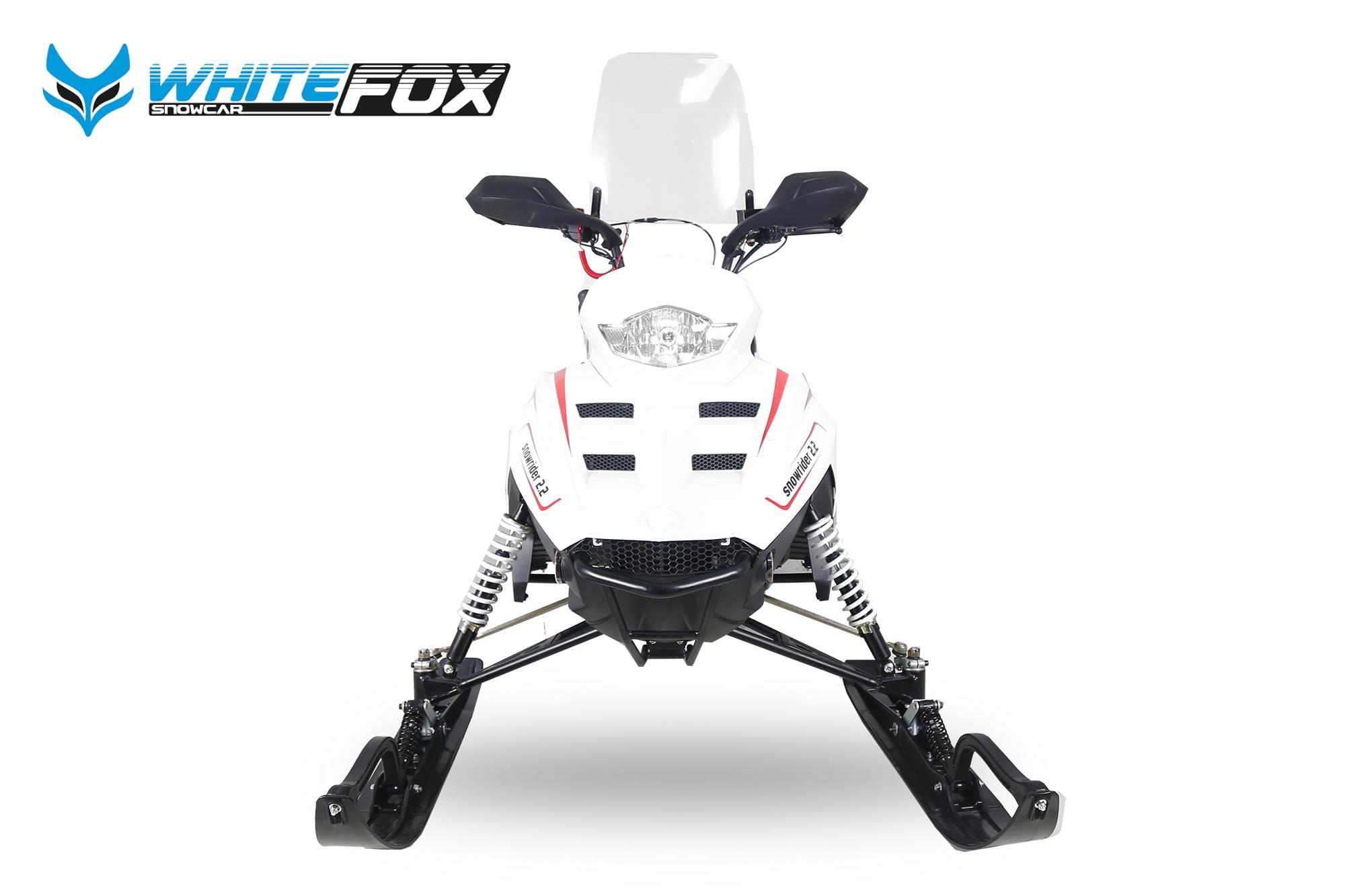 Whitefox Snowmobil Schneefahrzeug Snowfdr
